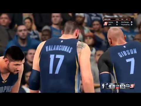 NBA Nation League: Memphis Grizzlies @ Dallas Mavericks