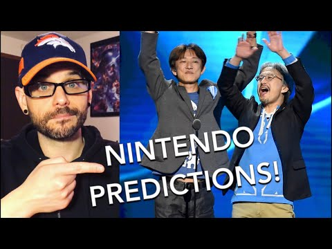 Nintendo at The Game Awards 2019 - Last Minute Predictions!