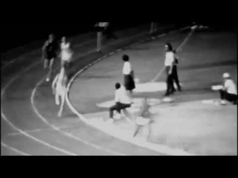 Kip Keino:One Mile,1966 Commonwealth Games,Kingston,Jamaica