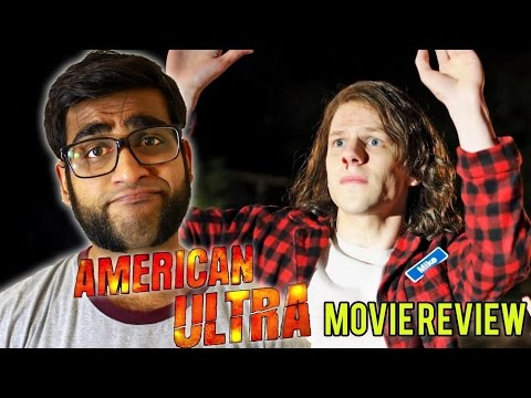 F.I.L.M. - American Ultra - Movie Review