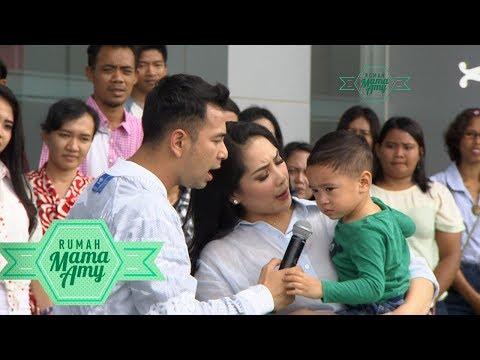 Rafathar Ajak Raffi Dan Nagita Joget Pantat Pantatan  - Rumah Mama Amy (21/11)