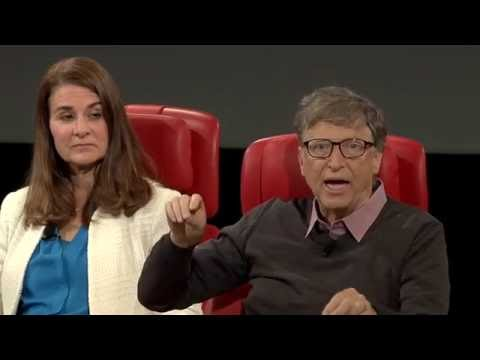 Bill and Melinda Gates | Code Conference 2016