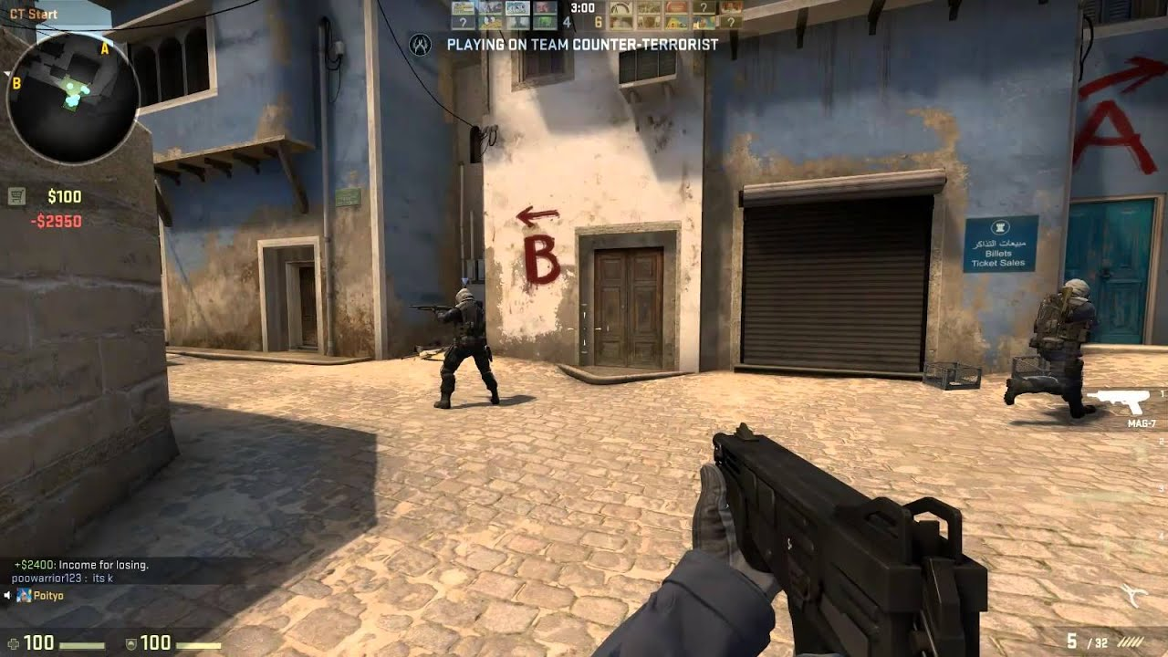 cs go chat