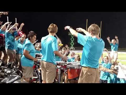 Jonah and Antoni 8-31-18 West Henderson High School Hendersonville