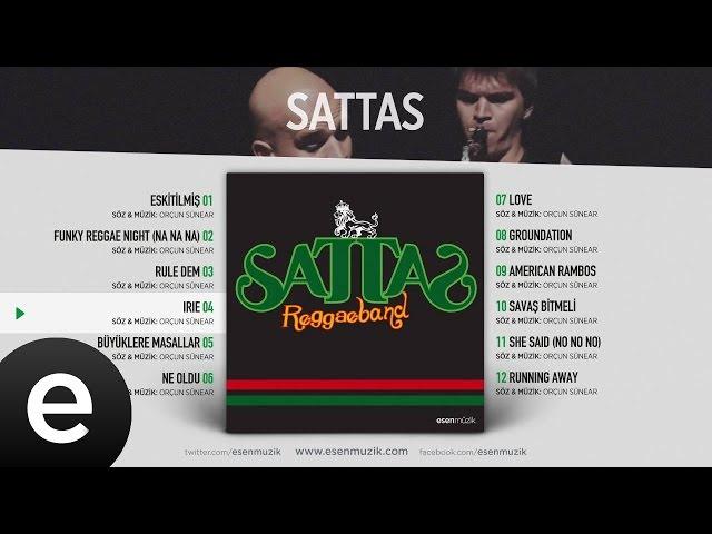 Irie (Sattas) Official Audio #irie #sattas - Esen Müzik