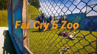 Far Cry 5 Zoo (Bigfoot\Yeti)