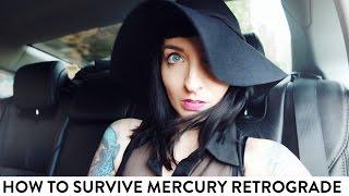 How to survive Mercury Retrograde!