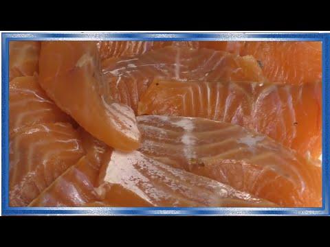 МАЛОСОЛЬНЫЙ ЛОСОСЬ ЗА 15 МИНУТ, Голец он-же  Кунджа в яблочном соке!