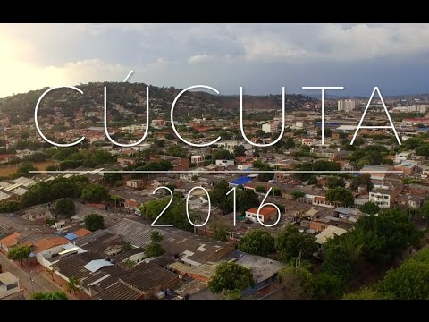 Drone Video Cúcuta Colombia 2016
