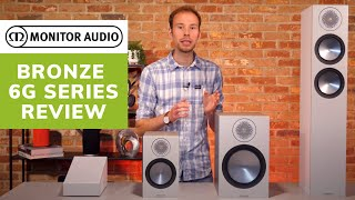 Monitor Audio Bronze 50, 100, 200 & AMS which should you buy? (Bronze 6G Series Review)