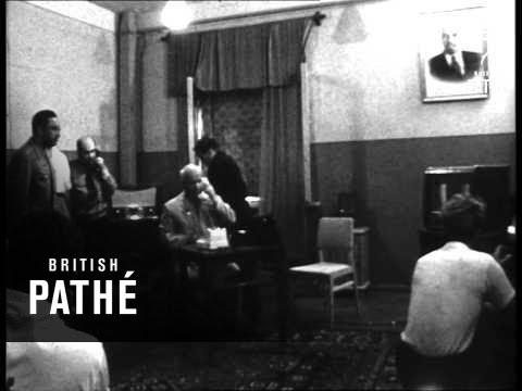 Khruschev Talks To Nikolayev In Space (1962)