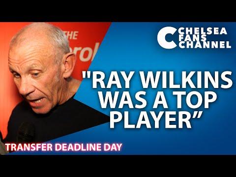 "Peter Reid: ""Ray Wilkins Was A Top Player"" - Transfer Deadline Day - Chelsea FC"