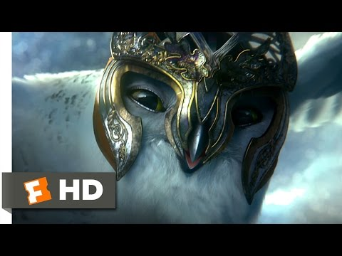 Legend of the Guardians (2010) - Guardian Rescue Scene (7/10) | Movieclips