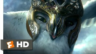 Legend of the Guardians (2010) - Guardian Rescue Scene (7/10)   Movieclips