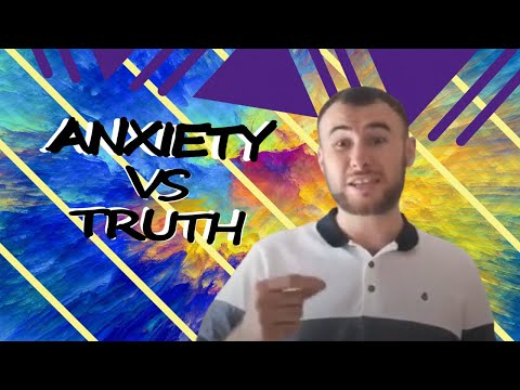 Anxiety v's Truth - GCA Youth with David