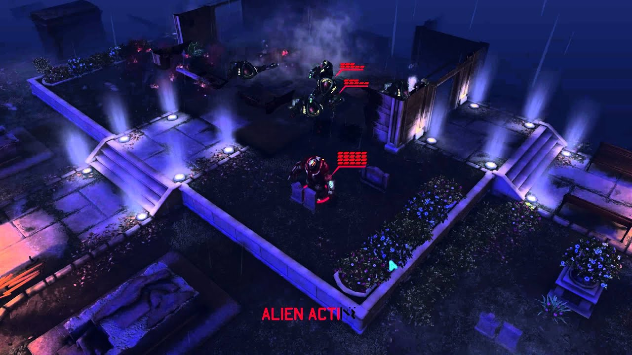 Xcom Stuck On Alien Activity
