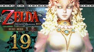 The Legend of Zelda: Twilight Princess HD: Hero Mode + Amiibo - 19 - Lakebed Temple