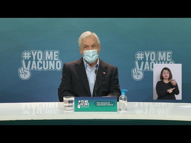 Coronavirus en Chile: Presidente Piñera encabeza el balance de este 27 de marzo