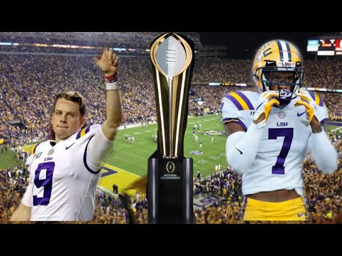 LSU Football 2019 Season Movie: Something to Prove
