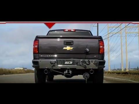 2014 2017 chevy silverado gmc sierra performance exhaust system kit borla 5 3 pickup truck