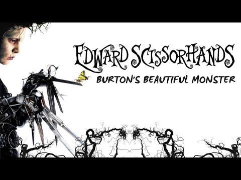 Edward Scissorhands: Tim Burton's Masterpiece