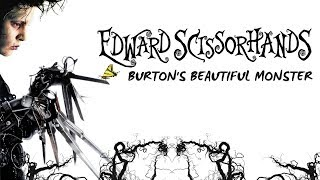 Edward Scissorhands: Tim Burton's Masterpiece