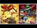Ninjago Masters Of Spinjitzu 2018 Compilation Quot After The Blackout Quot The Fold Music mp3