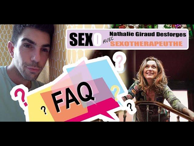 Questions réponses avec une sexotherapeuthe ! Ce soir (le 13/11/20 à 19:15)