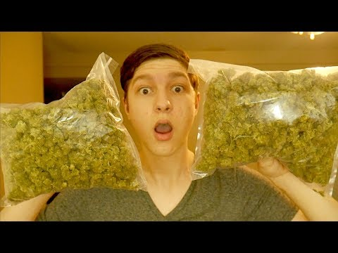 I Bought A Pound Of Weed