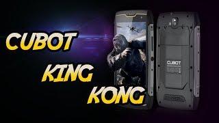 CUBOT King Kong. Análisis en español