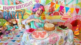 Birthday Tea Party Almost Burns Down My House!!!