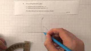 Np Ma2b del 1 (Nationella provet matte 2b 2012)