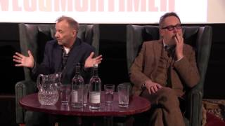 Vic Reeves And Bob Mortimer Speak At Press Conference Ahead Of Their Live Tour