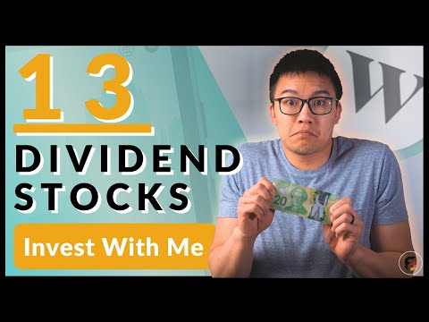 $4450 Wealthsimple Trade Dividend Portfolio - How Much I PAID For My DIVIDEND STOCKS | MFC, FTS, etc