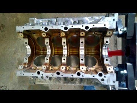 BMW V8 N62 engine rebuild / Motor Neuaufbau