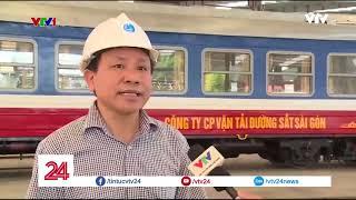 Đường sắt lần đầu làm chủ công nghệ đóng tàu chất lượng cao | VTV24