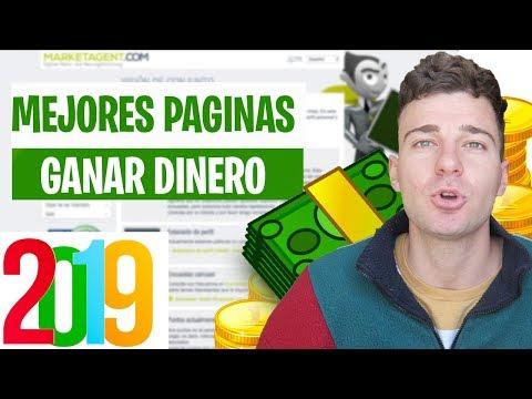 Mejores Páginas Para GANAR DINERO Por INTERNET 2019 Sin Invertir | Demostrado