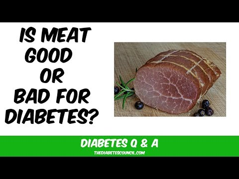 What Kind Of Meat Is Good For Diabetes?