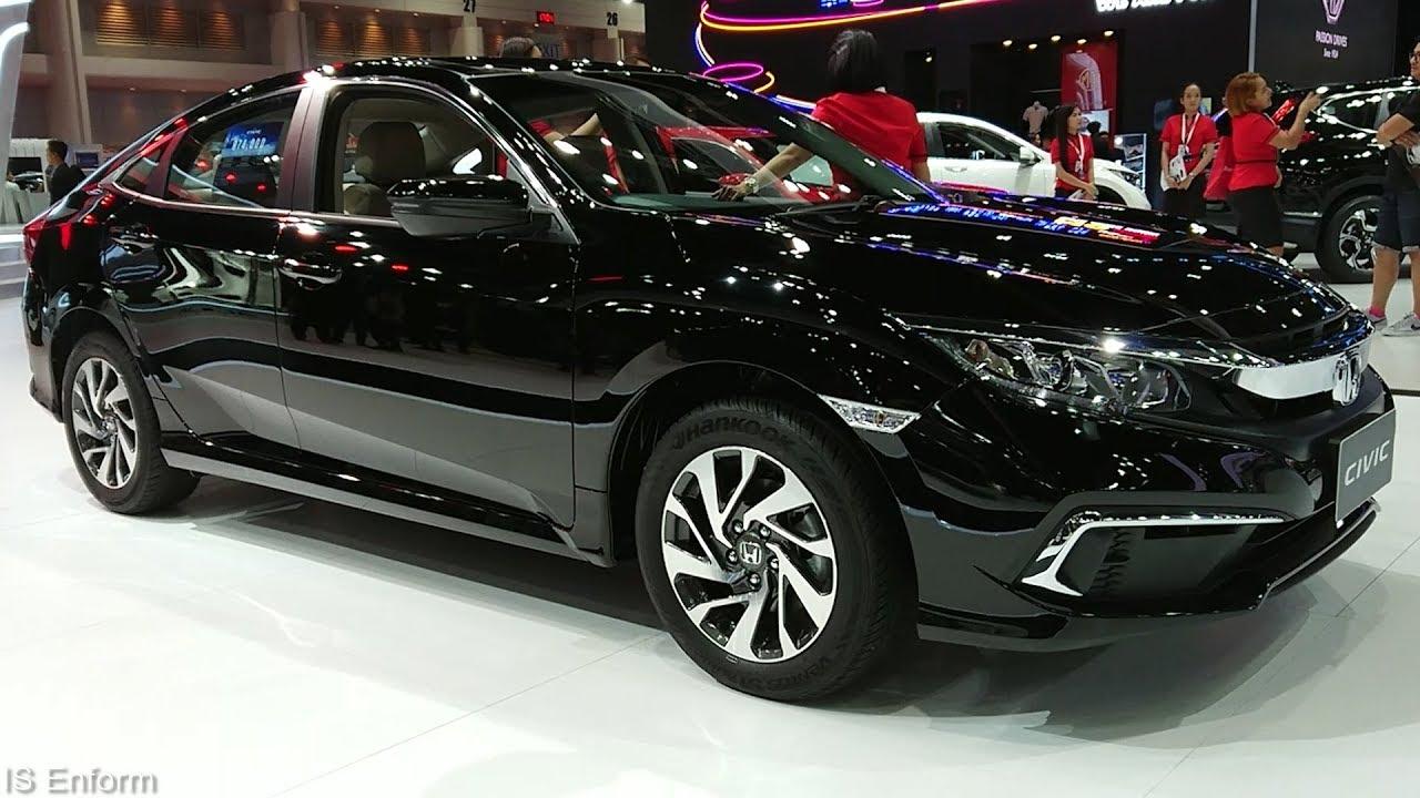 Khám phá mẫu xe Honda Civic 2020 bản 1.8L  i-VTEC