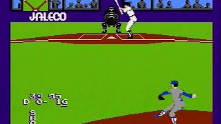 【先発『サンチェ』!】巨人 VS 中日【燃えろ!!プロ野球 Bases Loaded [NES]】