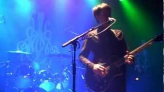Amplifier - UFOs HD (live at Oberhausen 25/11/12)