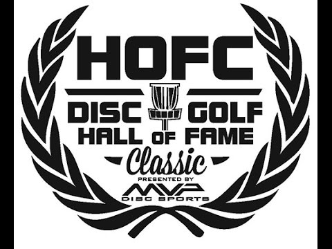2015 Disc Golf HOF Classic holes 1 - 9 Women FPO WR Jackson PDGA NT Event