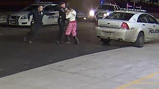 Excessive force suit against APD: Video of arrest on 12/22/15