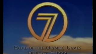 1998 Olympic Winter Games Promo - Channel 7