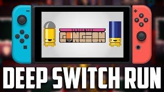 DEEP SWITCH RUN! Enter The Gungeon NINTENDO SWITCH Gameplay