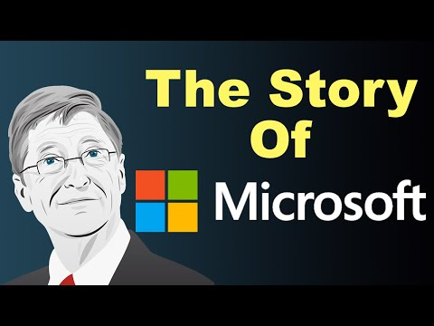 The Story of Microsoft - How a Computer Club Took Over The W