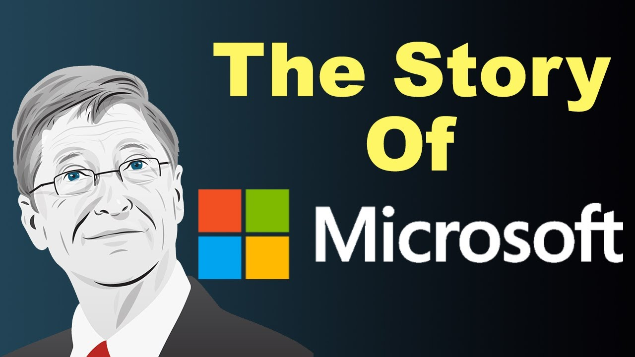 The Story of Microsoft - How a Computer Club Took Over The World