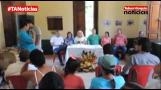 Fueron restauradas dos estaciones del ferrocarril de Antioquia en Cisneros