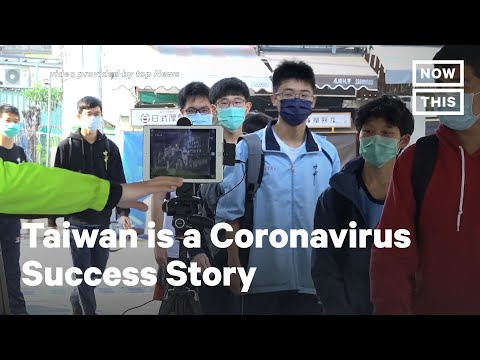 Taiwan's COVID-19 Response Should Be A Model For The World | NowThis