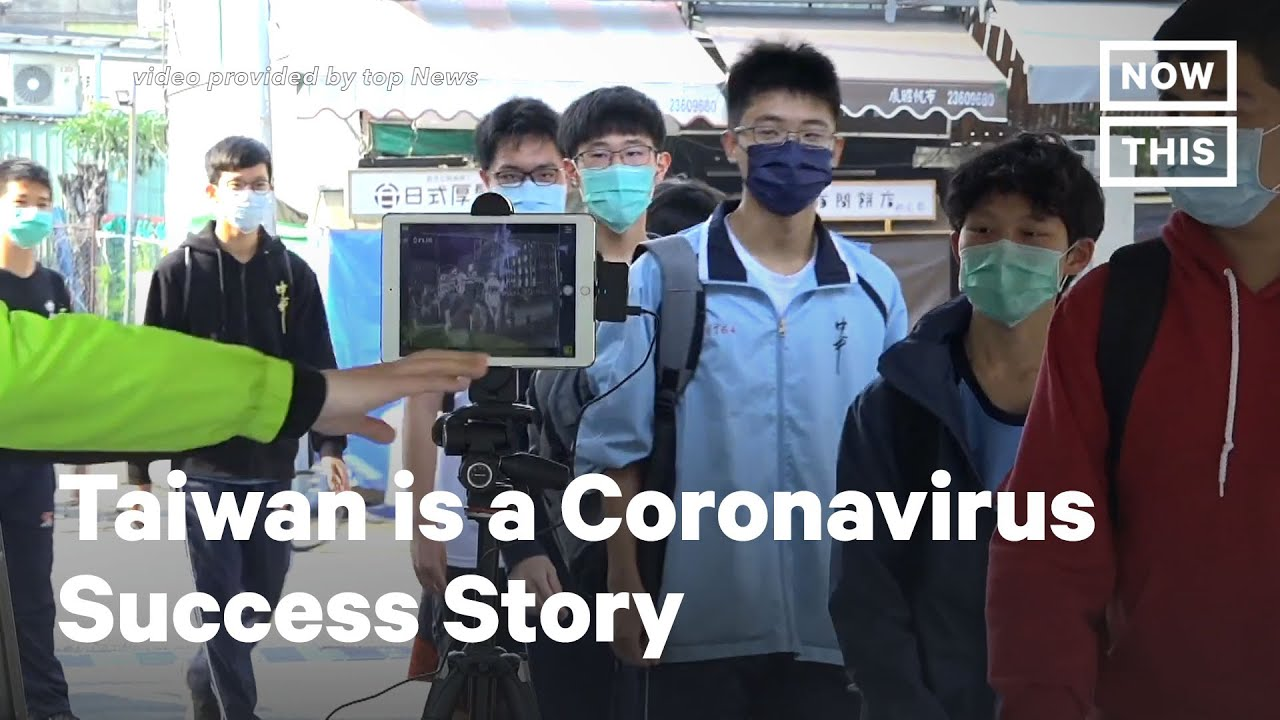 Taiwan's COVID-19 Response Should Be A Model For The World | NowThis -  YouTube